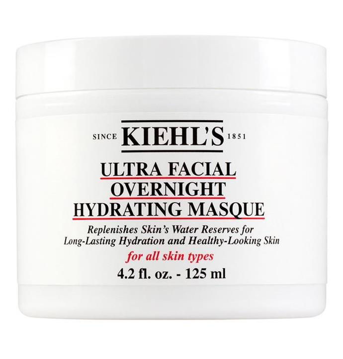 """**'Ultra Facial Masque' by Kiehl's, $55 for 125mL at [Myer](https://fave.co/2P4q0dQ target=""""_blank"""" rel=""""nofollow"""")** <br><br> You can always count on Kiehl's products to deliver the best possible results for your skin without unnecessary frills or gimmicks, and this product is no exception."""
