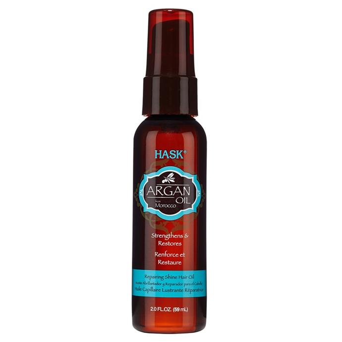 """**BEST BUDGET-FRIENDLY BUY**<br><br>  Ultra-light in weight, ultra-friendly on the wallet, this argan oil is pretty tough to beat as far as budget-friendly beauty goes. Accompanied by a blend of other hair-friendly ingredients, including keratin amino acids for strength and [vitamin E](https://www.harpersbazaar.com.au/beauty/vitamin-e-skin-19727