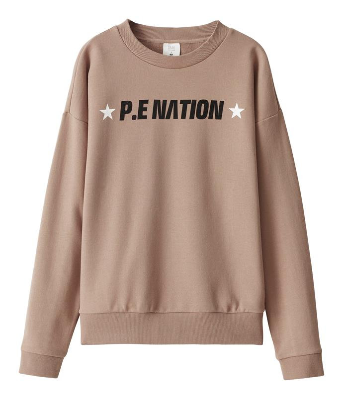 Heads Up Jumper, $39.99 at P.E Nation x H&M