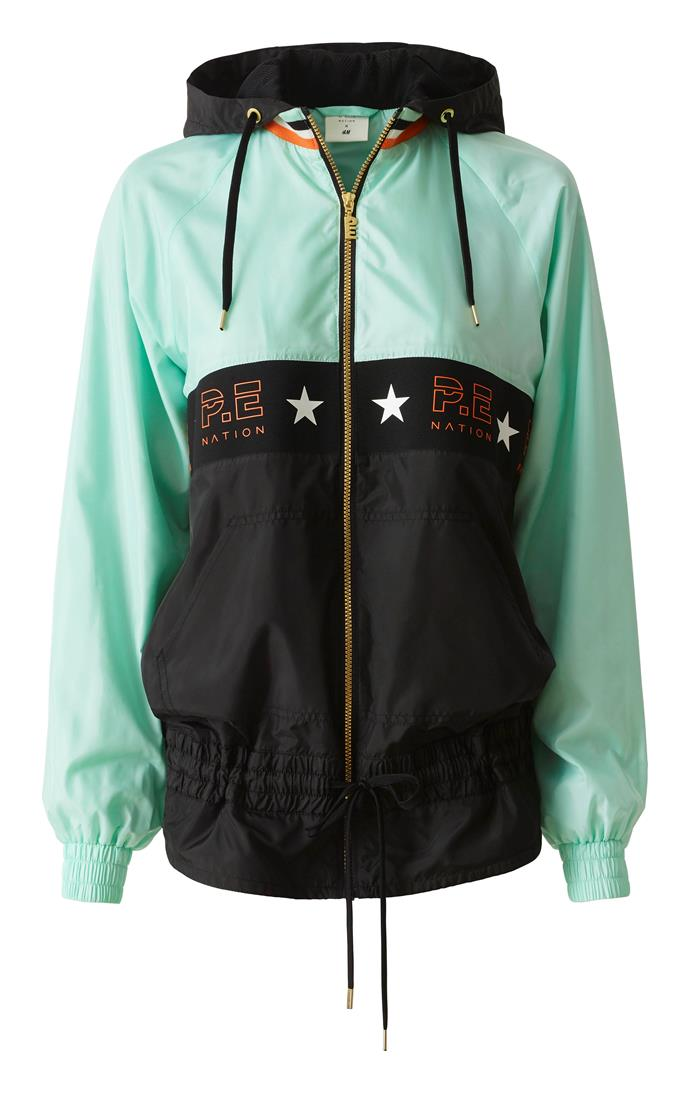 Ultimate Jacket, $89.99 at P.E Nation x H&M