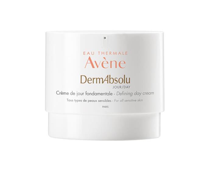 "DermAbsolu Defining Day Cream by Avène, $73.99 at [Priceline Pharmacy](https://www.priceline.com.au/avene-dermabsolu-defining-day-cream-40-ml|target=""_blank""|rel=""nofollow"")"