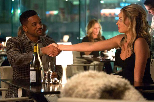 ***Focus*** **(1/3/20)**<br><br>  Nicky (Will Smith), a veteran con artist, takes a novice named Jess (Margot Robbie) under his wing. While Nicky teaches Jess the tricks of the trade, the pair become romantically involved; but, when Jess gets uncomfortably close, Nicky ends their relationship. Three years later, Nicky is in Buenos Aires working a very dangerous scheme when Jess—now an accomplished femme fatale—unexpectedly shows up. Her appearance throws Nicky for a loop at a time when he cannot afford to be off his game.
