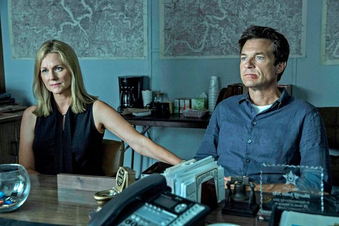 ***Ozark:*** **Season 3 (27/3/20)**<br><br>  The Emmy-winning series about a suburban family laundering millions in the Missouri Ozarks returns for season three.