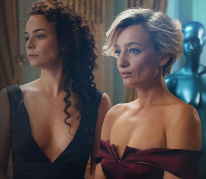 ***Women of The Night:*** **Season 1 (13/03/2020)**<br><br>  Haunted by a shadowy past, the wife of a rising star in Amsterdam's mayoral office finds herself drawn into the city's underworld of sex and drugs.