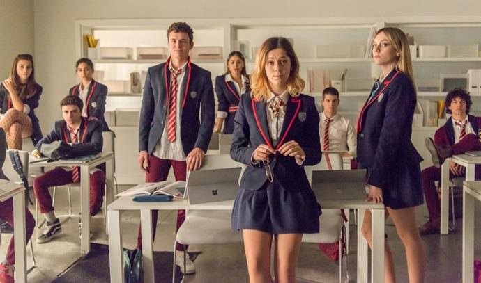 ***Elite:*** **Season 3 (13/3/20)**<br><br>  When another classmate is killed, a new investigation ensues. The students look toward their future, while the consequences of the past haunt them.