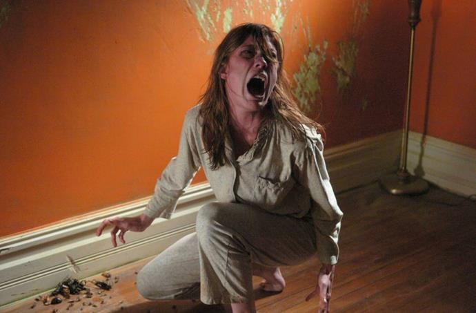 ***The Exorcism of Emily Rose*** **(1/3/20)**<br><br>  The Rev. Moore (Tom Wilkinson) is prosecuted for the wrongful death of a girl thought to be demonically possessed, because he administered the church-sanctioned exorcism that ultimately killed her. Prosecuting attorney Ethan Thomas (Campbell Scott) contends that the young woman, Emily (Jennifer Carpenter), suffered from schizophrenia and should have been medically diagnosed. Meanwhile, defense lawyer Erin Bruner (Laura Linney) argues that Emily's condition cannot be explained by science alone.