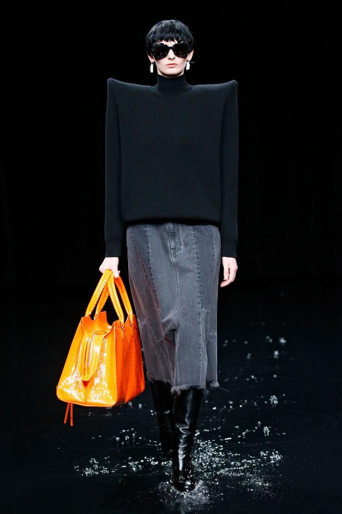 Balenciaga's autumn/winter '20 show at Paris Fashion Week on March 1, 2020.