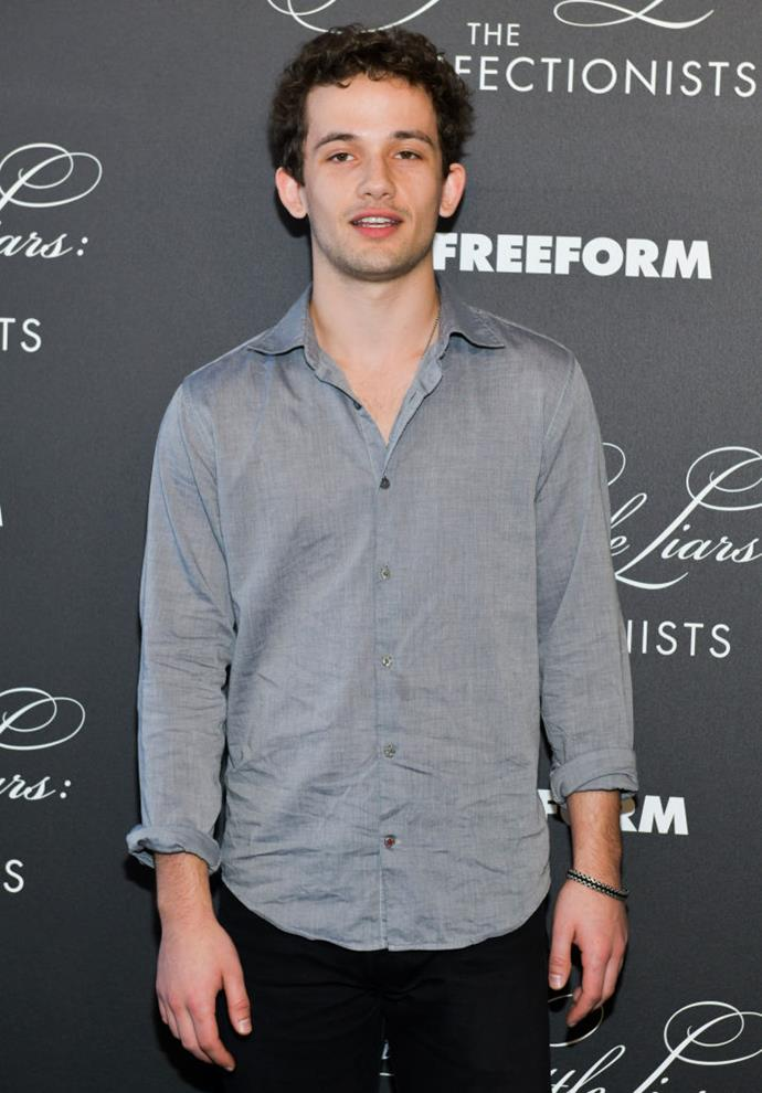 """**Eli Brown**<br><br>  Previously appearing on the *Pretty Little Liars* spin-off [*The Perfectionists*](https://www.elle.com.au/culture/the-perfectionists-premiere-date-australia-20094