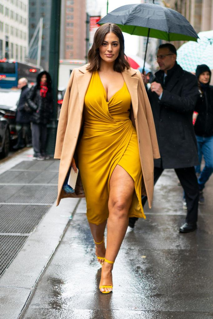 Ashley Graham in 2019.