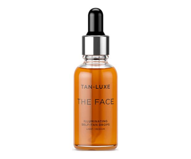 """**Tan-Luxe The Face, $68, [Adore Beauty](https://www.adorebeauty.com.au/tan-luxe/tan-luxe-the-face-30ml.html