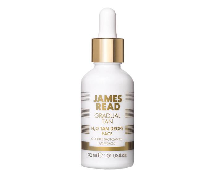 """**James Read H2O Tan Drops, $62, [MECCA](https://www.mecca.com.au/james-read-tan/h2o-tan-drops/I-031619.html