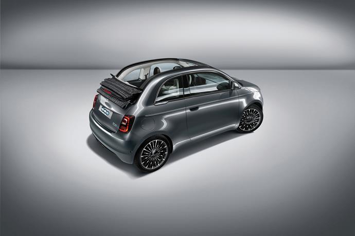 The New Fiat 500 'La Prima' Launch Edition