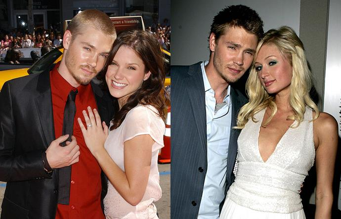 """**Sophia Bush, Chad Michael Murray and Paris Hilton**<br><br>  Is there anything more [quintessentially 2000s](https://www.elle.com.au/news/2000s-fashion-trends-you-forgot-about-9860