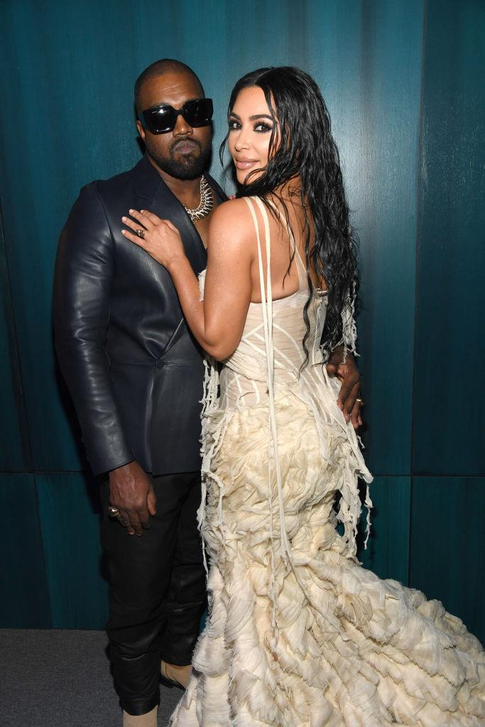 "**Kim Kardashian and Kanye West** <br><br> Kardashian and West met in the early 2000s, when he was an up-and-coming rapper and she was an L.A. socialite and closet organiser. West admitted to seeing paparazzi photos of a pre-fame Kim K on holiday in Australia with [Paris Hilton](https://www.elle.com.au/fashion/paris-hilton-bling-ring-interview-19399|target=""_blank""), and admitted to butchering her surname when he first tried to read it (this was long before 'Kardashian' became an instantly-recognisable symbol of popular culture). <br><br> The two remained friends, but officially got together after KKW divorced from her second husband, Kris Humphries, in 2011. The rest, as they say, is history."