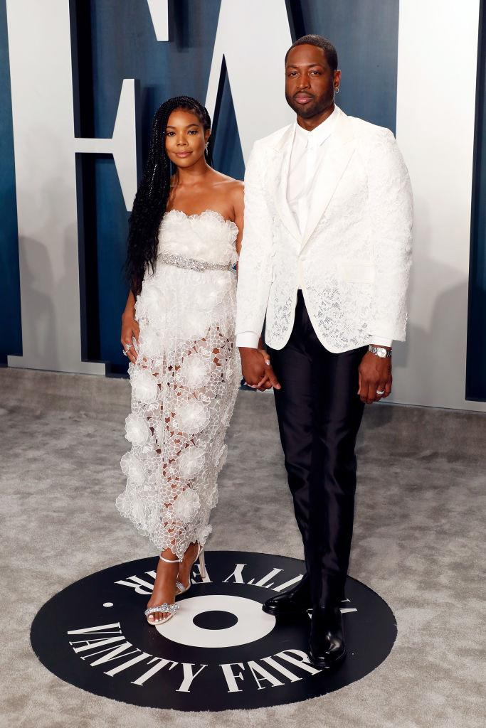 "**Gabrielle Union and Dwyane Wade**<br><br> Power couple Union and Wade mightn't have been a thing if Union had remained caught-up about their age gap. ""He was a bit younger than me, so it felt like he was 12,"" the actress admitted on a 2017 episode of *The Late Late Show with James Corden*. <br><br> Perhaps the best part of their love story was that singer Patti Labelle encouraged Union to pursue the basketball player while she was dating another man, saying: ""Girl, you better drop that zero and get you a hero."" They married in 2014, and they've been together ever since."