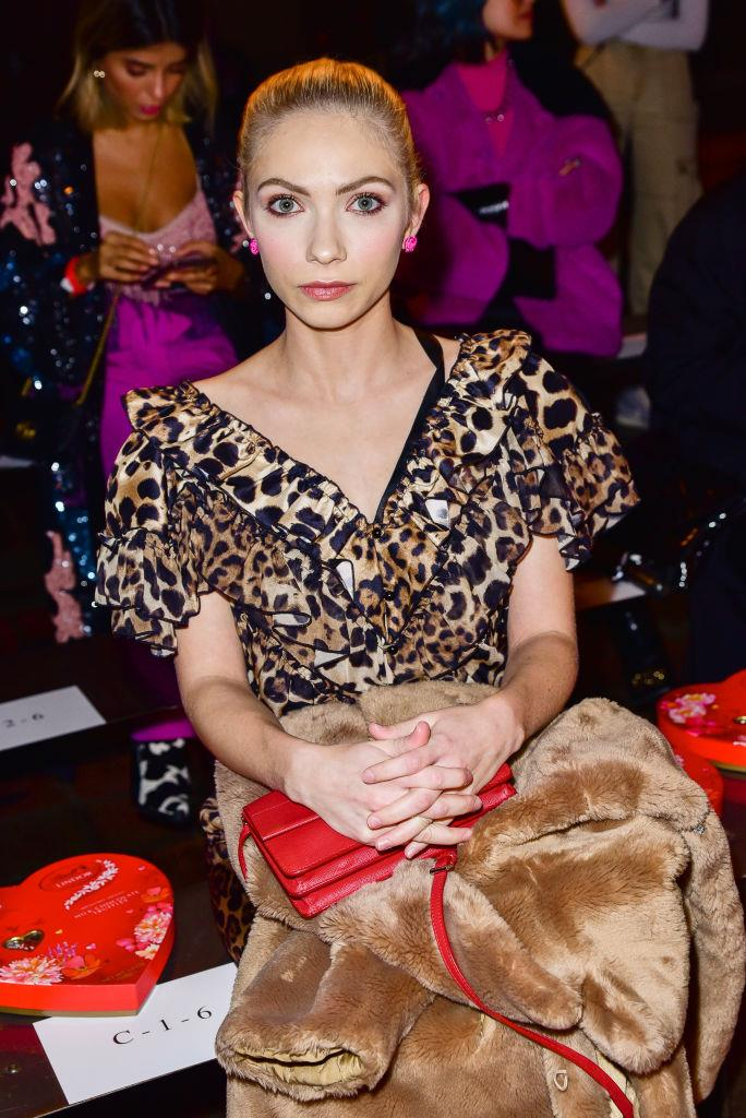 """**Tavi Gevinson**<br><br>  The latest to be [announced](https://deadline.com/2020/03/gossip-girl-tavi-gevinson-thomas-doherty-adam-chanler-berat-zion-moreno-reboot-hbo-max-1202879536/