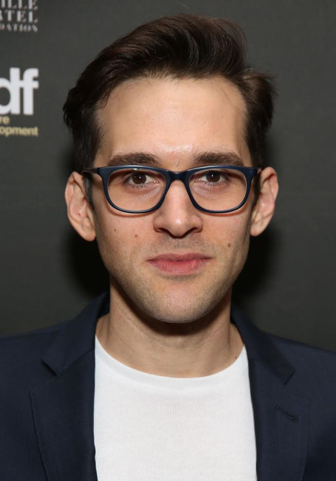 **Adam Chanler-Berat**<br><br>  Chanler-Berat is an America stage and film actor and singer. He's best known for his work on Broadway, having originated the roles in a number of musicals. The 33-year-old also set to act alongside his upcoming reboot co-star Tavi Gevinson in an Off-Broadway revival of the play *Assassins*. A proud Elizabeth Warren supporter, he has previously made cameos on *The Good Wife* and *Veep*.