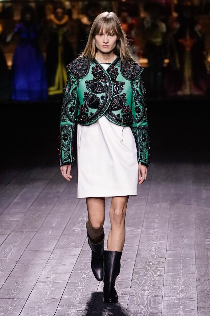 **Playing With Proportion**<br><br>  *Louis Vuitton autumn/winter '20/'21*