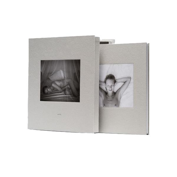 """***Kate* by Mario Sorrenti (Phaidon), $98.25 at [Booktopia](https://fave.co/2QfxWcL
