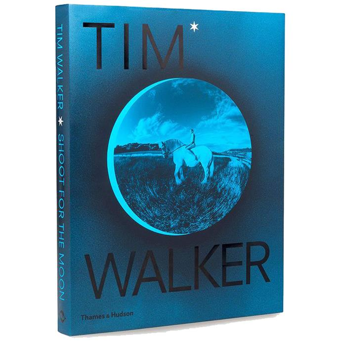 """***Tim Walker: Shoot For The Moon* by Tim Walker (Thames & Hudson), $110 at [Booktopia](https://fave.co/2Uc9SZJ