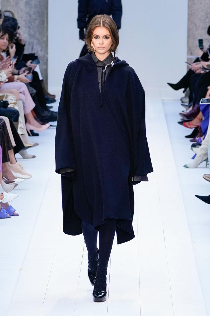**Ponchos**<br><br>  *Max Mara autumn/winter '20/21*