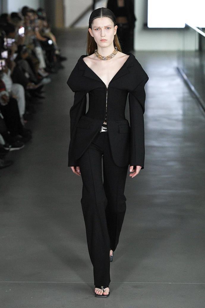 **New Workwear**<br><br>  *Dion Lee autumn/winter '20/'21*