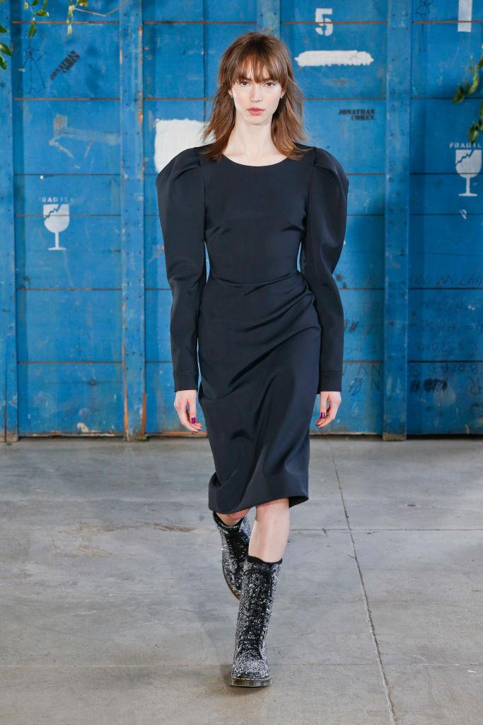 **The New Workwear:**<br><br>  *Jonathan Cohen autumn/winter '20/'21*