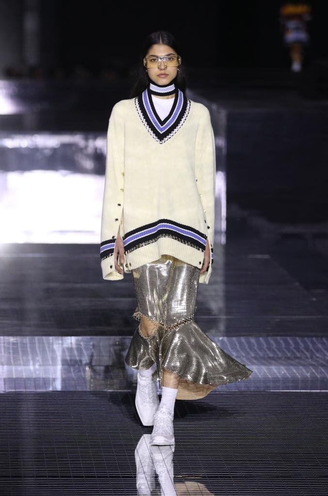**Preppy**<br><br>  *Burberry autumn/winter '20/'21*
