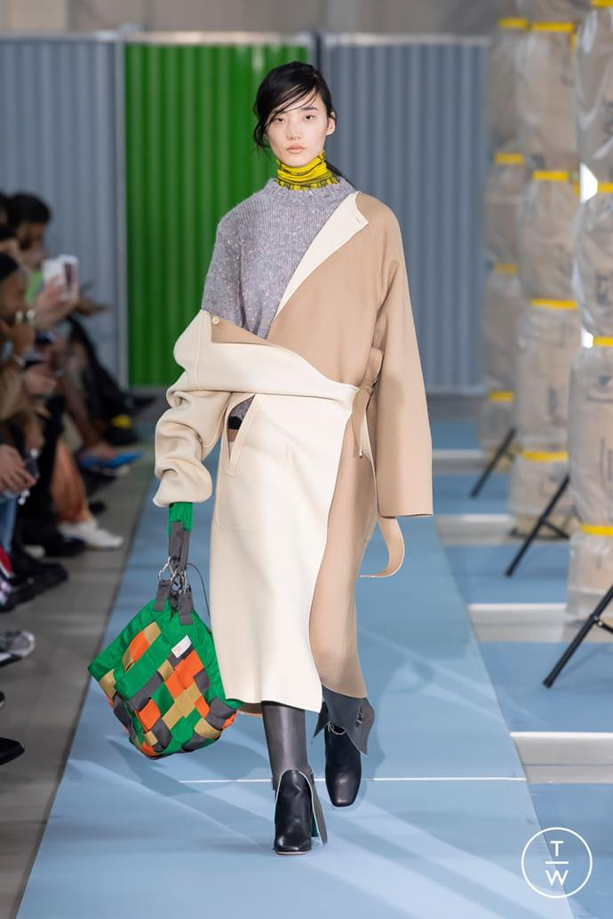 **Everything Off-Shoulder**<br><br>  *Beautiful People autumn/winter '20/'21, image via Tagwalk*