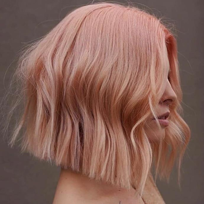 "**MUTED CORAL**<br><br>  **Barney Martin, Owner & Director of [Barney Martin Hair](https://www.barneymartin.com.au/|target=""_blank""