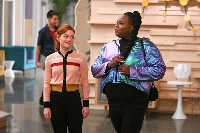 ***Zoey's Extraordinary Playlist***<br><br>  **Watch if you liked:** *Glee*, *Crazy Ex-Girlfriend*<br> **Where to watch:** Stan<br><br>  First off, yes, this show definitely falls on the corny side. However, it is *also* heartwarming, genuine and delightfully distracting from all the doom and gloom in the world right now. As for the story? After an unusual event, whip-smart computer coder Zoey Clarke magically begins to hear people's innermost wants and desires through popular songs. Frankly, no synopsis is going to do this musical comedy justice, so check out the trailer below to get a proper feel for the show.<br><br>  Check out the trailer for *Zoey's Extraordinary Playlist* below.