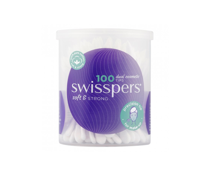 "**Dual Cosmetic Cotton Tips by Swisspers, $2.99 at [Priceline](https://www.priceline.com.au/swisspers-dual-cosmetic-cotton-tips-100-pack?gclid=CjwKCAjw3-bzBRBhEiwAgnnLCgqAWlU4SS4Gw0fJUu2e7sP8GbJJIleXyvM_A6bhUY8az14yci2IGBoCdHwQAvD_BwE&gclsrc=aw.ds|target=""_blank"")**"