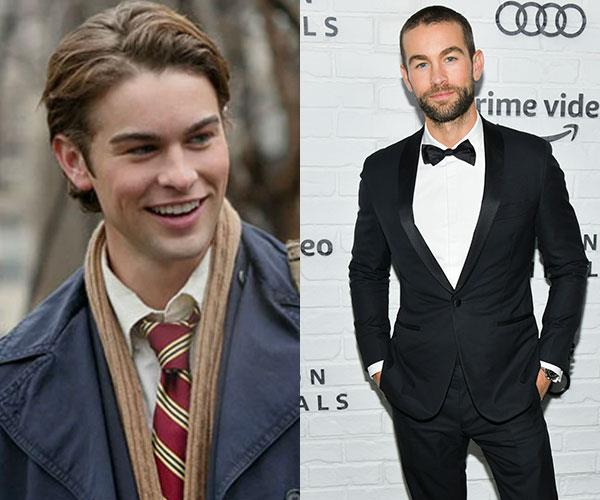 """**Chace Crawford (Nate Archibald)** <br><br> A sight for sore eyes, it's been a while since we've had our hearts stolen by Nate Archibald. Crawford has been quite busy behind-the-scenes. He executive-produced and starred in the baseball film *Undrafted* and has starred in the series *The Boys*, since 2019. Back on the scene, Crawford caught up with former co-star Penn Badgley to chat all things *Gossip Girl* in a [mini reunion](https://www.elle.com.au/culture/gossip-girl-penn-badgley-chace-crawford-reunion-23702