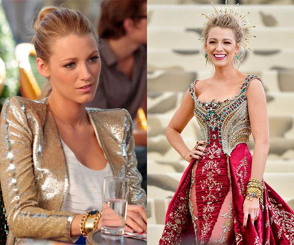 **Blake Lively (Serena van der Woodsen)** <br><br> Since we last saw her as Serena van der Woodsen, Lively married *Deadpool* star Ryan Reynolds and gave birth to three daughters, Inez, James and an unnamed third daughter welcomed in 2019. Starring in popular flicks such as *A Simple Favor* and *The Age of Adaline*, her career certainly hasn't taken the back seat. She is scheduled to appear in the upcoming thriller *The Husband's Secret*. Way to go, S.