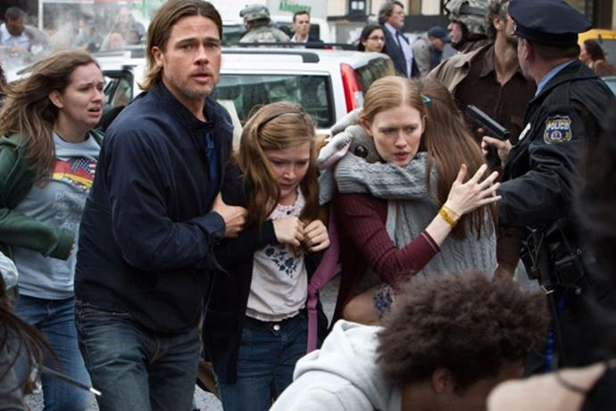 **World War Z (2013)** <br><br> *