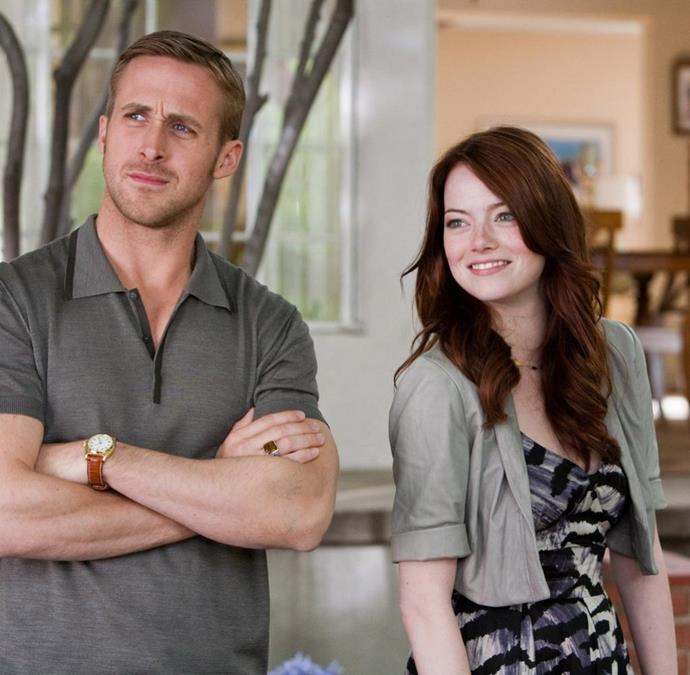 ***Crazy, Stupid, Love*** **(1/4/2020)**<br><br>  Cal Weaver (Steve Carell) is living the American dream. He has a good job, a beautiful house, great children and a beautiful wife, named Emily (Julianne Moore). Cal's seemingly perfect life unravels, however, when he learns that Emily has been unfaithful and wants a divorce. Over 40 and suddenly single, Cal is adrift in the fickle world of dating. Enter, Jacob Palmer (Ryan Gosling), a self-styled player who takes Cal under his wing and teaches him how to be a hit with the ladies.