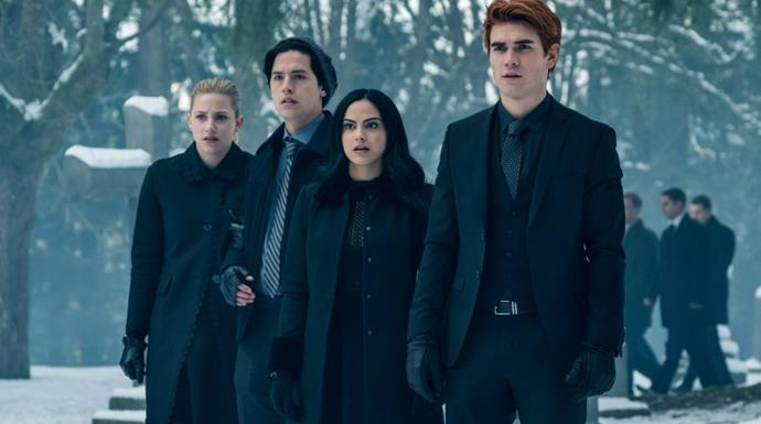 ***Riverdale:*** **Season 4 (New Episodes)**<br><br>  Daring adventure meets chilling darkness as Riverdale explores a new side of grief and the gang prepares for the ultimate test: senior year.