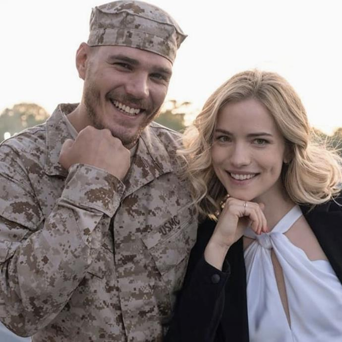 "**Chris Zylka as Corporal Kurtz** <br><br> Portrayed by Chris Zylka, Corporal Kurtz a subordinate Marine recruiter of Sarge Will, and a love interest of Beth's. Zylka is an actor and model, who has starred in TV shows *The Leftovers* and *The Secret Circle*, as well as films *Shark Night* and *The Amazing Spiderman*. Zylka was also engaged to Paris Hilton for several months in 2018. <br><br> *Instagram: [@chriszylka16](https://www.instagram.com/chriszylka16/|target=""_blank""