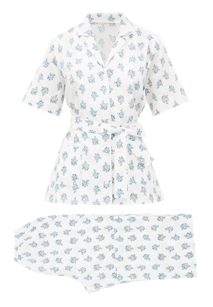 "Emilia Wickstead brings her modern, ladylike aesthetic to the bedroom with her floral-printed pj sets. <br><br> *Pyjama set by Emilia Wickstead, $750 at [MATCHESFASHION.COM](https://www.matchesfashion.com/au/products/1310630?country=AUS&rffrid=sem.Google.n=g.cid=919463167.aid=48798092547.k=.mty=.d=c.adp=.cr=218751914366.tid=aud-430673859575:pla-341860830696.pid=1310630000005.ppid=341860830696.lpm=9071834.adty=pla.prl=en&utm_content=1310630000005&utm_term=341860830696.[value].&gclid=CjwKCAjw95D0BRBFEiwAcO1KDM9H-AfBWovKycnru1mh2_R1Uf71ENtAlzLvQZa3pHK4vg7sTnwlgxoCY2AQAvD_BwE&gclsrc=aw.ds target=""_blank"" rel=""nofollow"")*"