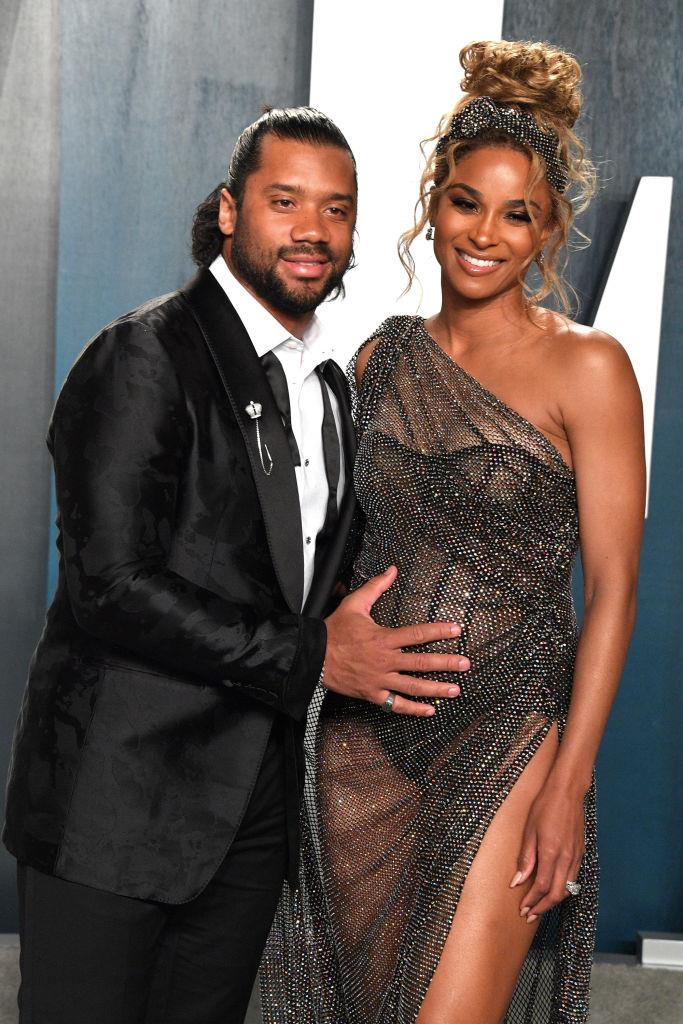 """**Ciara and Russell Wilson**<br><br>  Forget short and sweet, NFL quarterback Russell Wilson's proposal to Ciara was one deliciously drawn-out affair.<br><br>  First, he whisked her away on """"travel roulette,"""" giving the """"Goodies"""" singer a list of 30 possible places they could be going to.<br><br>  They eventually landed at an exclusive resort in the Seychelles' exclusive North Island, where Wilson eventually got down on one knee at the private Honeymoon Beach, accompanied by a blazing campfire and stunning sunset.<br><br>  Understandably, Ciara said yes right away."""