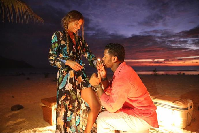 """**Ciara and Russell Wilson**<br><br>  Ciara shared a sweet snap of the special moment to her Instagram, captioning the post:<br><br>  """"I Feel Complete. ❤️""""<br><br>  *Image via [@ciara](https://www.instagram.com/p/BC075mvyHr4/