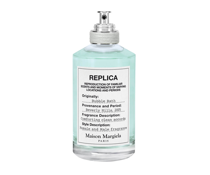 """**Bubble Bath by Maison Margiela Replica, $180 at [MECCA](https://www.mecca.com.au/maison-margiela/bubble-bath/V-042834.html