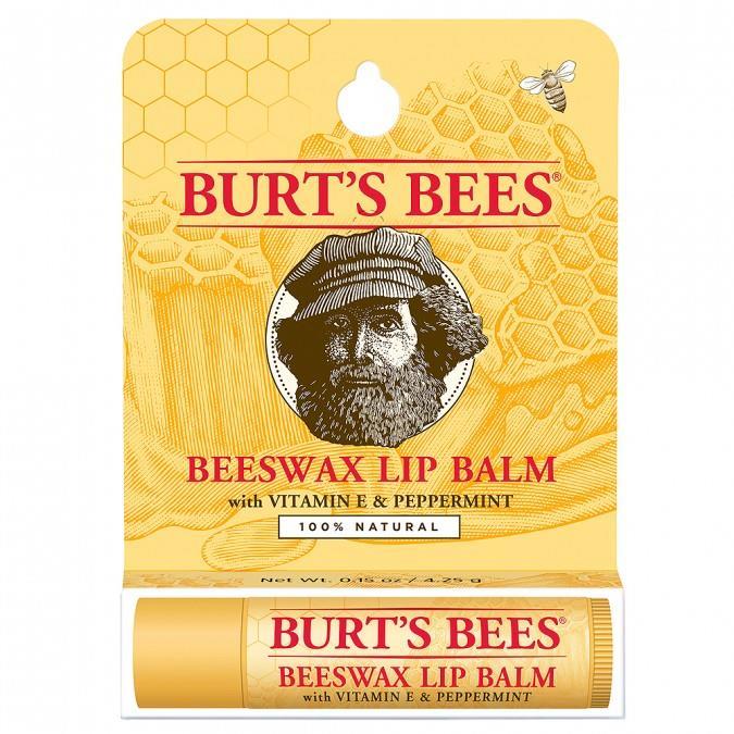 "**Lip Balm**<br><br>  Beeswax Lip Balm by Burt's Bees, $6.99 at [Priceline](https://www.priceline.com.au/burts-bees-beeswax-lip-balm-tube-4-3-g?gclid=CjwKCAjwg6b0BRBMEiwANd1_SCcwjpfWqSEm199j73XuDHud8ZveXLsLpvKXSfkSLrIDHsmH-hGfNhoCrkkQAvD_BwE&gclsrc=aw.ds|target=""_blank""|rel=""nofollow"")."