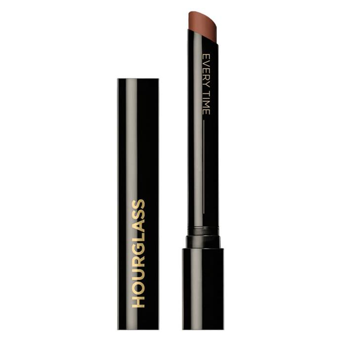 """**Lipstick**<br><br>  Confession Ultra Slim High Intensity Lipstick Refill by Hourglasss, $35.00 at [MECCA](https://fave.co/3aMXh6i