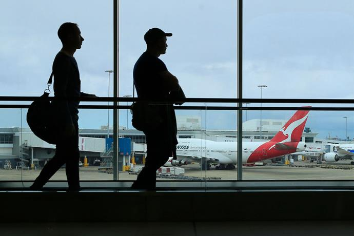 Qantas, Australia's national airline, has cancelled all international flights for the foreseeable future, starting in March 2020.