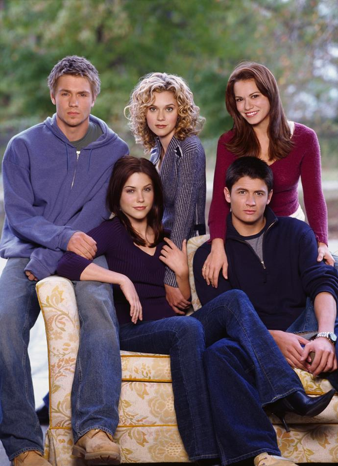 "**10.** ***One Tree Hill***<br><br>  Controversial opinion: *One Tree Hill* is severely underrated and deserves much more credit that it receives, which is why it's sitting pretty at #10. As far as classic teen shows go, it had it all: ridiculously attractive 'teenagers' that made us question why none of the boys in high school ever looked like Chad Michael Murray, a blonde and brunette best friend duo (this is clearly a thing?) and plenty of moody moments and sexual tension to sustain our interest. Feel like a re-watch? All nine (nine!) seasons of the show are available to stream on [7Plus](https://7plus.com.au/one-tree-hill|target=""_blank""