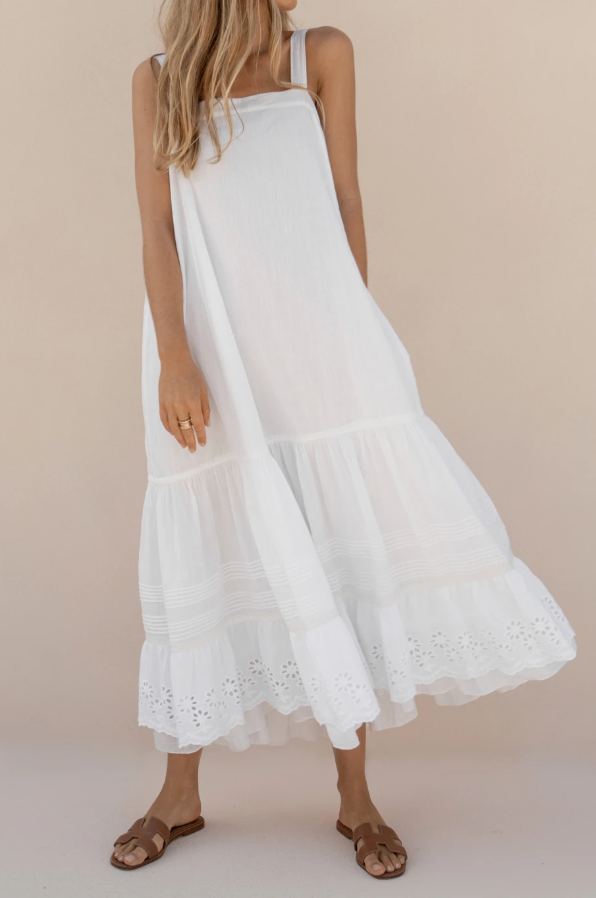 """'Hallet' dress by [Posse](https://theposse.com.au/products/hallet-dress