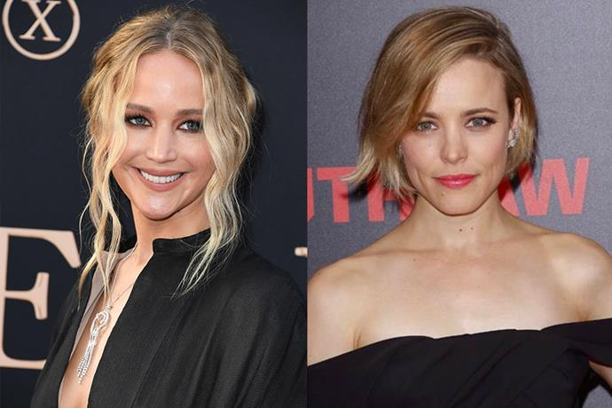 Rachel McAdams was reportedly the first choice for upcoming sci-fi movie 'Passengers', but it eventually went to Jennifer Lawrence. The male lead was originally offered to Keanu Reeves, but Chris Pratt snaked it in the end.