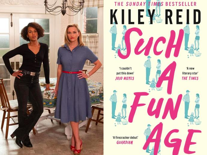 """**If you loved:** *Little Fires Everywhere*<br> **Read:** *Such A Fun Age* by Kiley Reid<br><br>  If you watched/read and loved [*Little Fires Everywhere*](https://www.harpersbazaar.com.au/culture/little-fires-everywhere-tv-show-19810