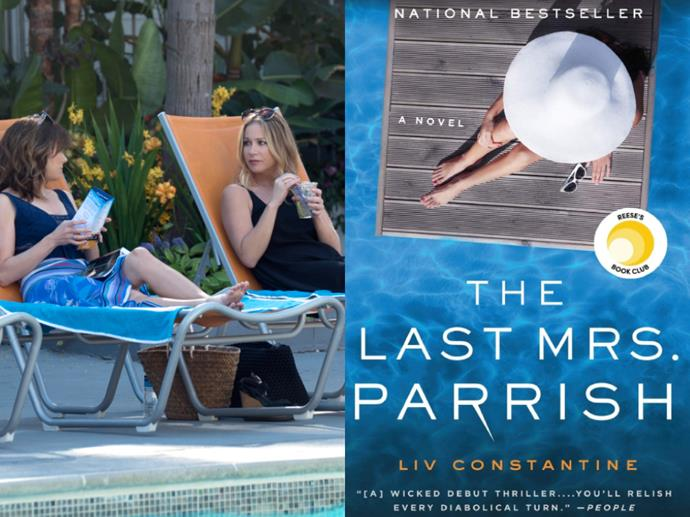 """**If you loved:** *Dead To Me*<br> **Read:** *The Last Mrs. Parrish* by Liv Constantine<br><br>  Murder mysteries done with humour (and done well) aren't the easiest to come by, but fans of Netflix's *Dead To Me* (which is [returning for season two](https://www.elle.com.au/culture/dead-to-me-season-2-australia-23389